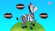 The Zebra Goes Whinny