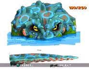 Blue Octopus ty-the-tasmanian-tiger