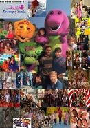 Kids World's Adventures of Barney & Friends 2