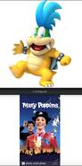 Larry Koopa Loves Mary Poppins