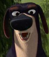 Mr. Weenie in Open Season 2