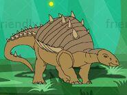 Rileys Adventures Nodosaurus