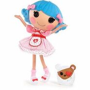 Rosy Bumps 'N' Bruises doll