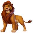 Simba disney magic kingdoms
