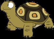 Simon Spacebot tortoise form thelionking in thespacebotsadventuresseries