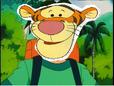 Tigger in pokemon 400movie