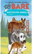 We Bare Australian Animals Poster