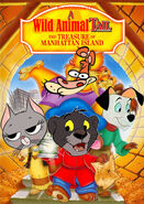 A Wild Animal Tail 3 The Treasure of Manhattan Island Poster