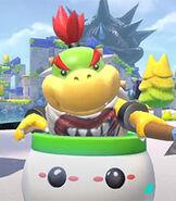 Bowser Jr. in Super Mario 3D + Bowser's Fury