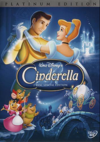 Cinderella: Platinum Edition