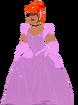 Daphne Blake dressed as pink dress