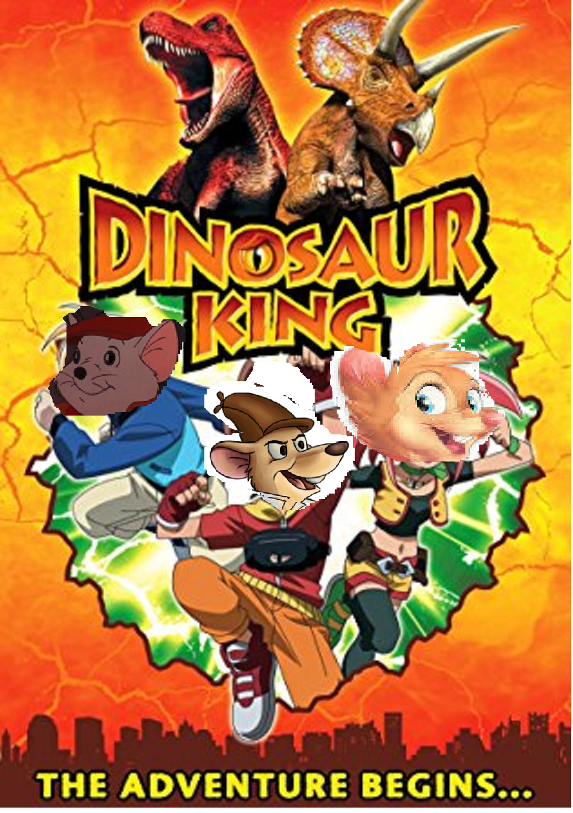 Dinosaur King (Chris1702 Animal Style)