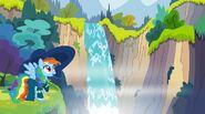 Disney Princess - Rainbow Dash by sirius-writer