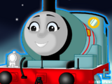 Liz the Magical Blue Engine