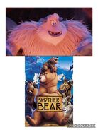 Migo Likes Brother Bear (2003)