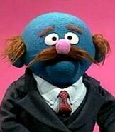 Mr. Johnson in Sesame Street