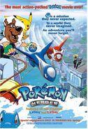 Pokemon heroes for dinosaurkingrockz