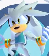 Silver the Hedgehog in Mario and Sonic at the Olympic Games Tokyo 2020