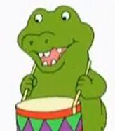Tom the Crocodile