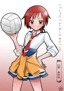 Akane hino uniform