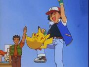 Ash and Pikachu rule 7