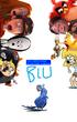 Blu (Megamind) Poster