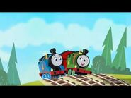 Daffy Duck says No to Thomas & Friends All Engines Go