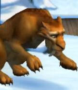 Diego in Ice Age - Arctic Blast