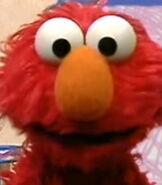Elmo in Drawing