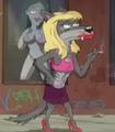 Family Guy Wolf