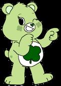 Good Luck Bear rosemaryhills
