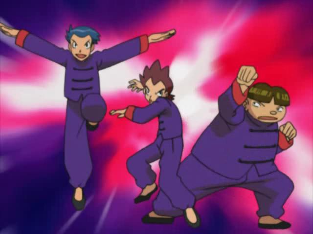 Invincible Pokemon Brothers