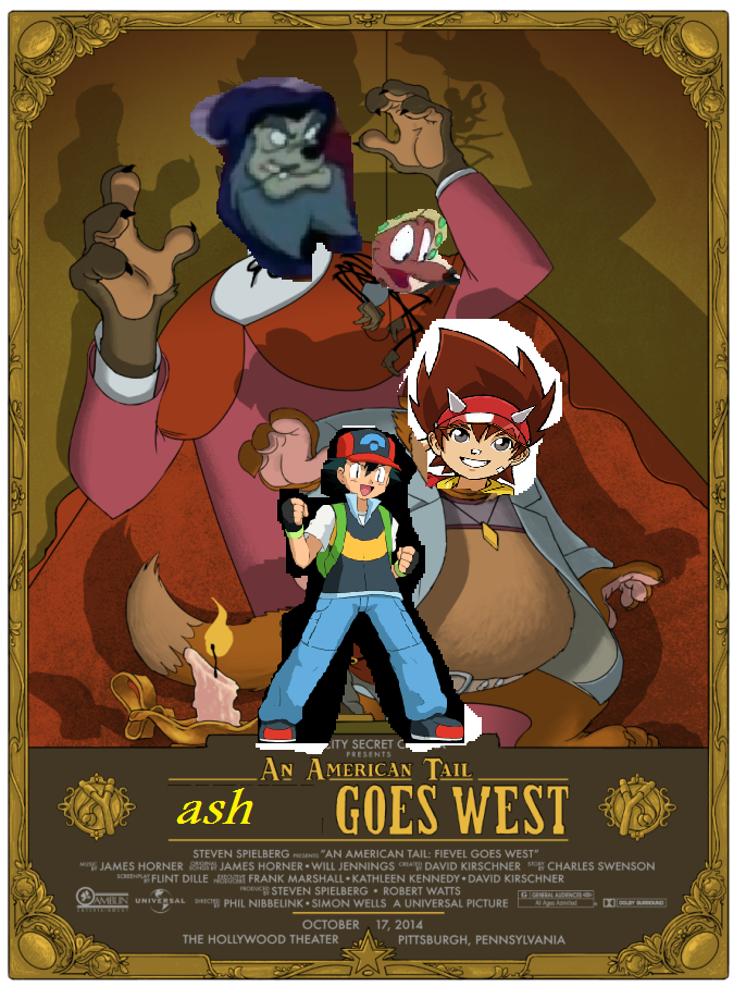 An American Tail 2: Ash Goes West