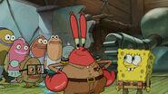 Krabs good job
