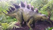 Pittsburgh Zoo Stegosaurus