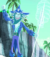 ShiverJack in Captain Jake and The Neverland Pirates The Legion of Pirate Villains