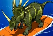 Styracosaurus 2