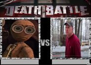 9 vs Psycho Dad