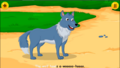 Animal Sounds Song Wolf