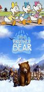April, May and June Like Brother Bear