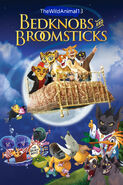 Bedknobs and Broomsticks (TheWildAnimal13 Animal Style) Poster