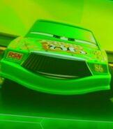 Chick Hicks in Lightning McQueen's Racing Academy