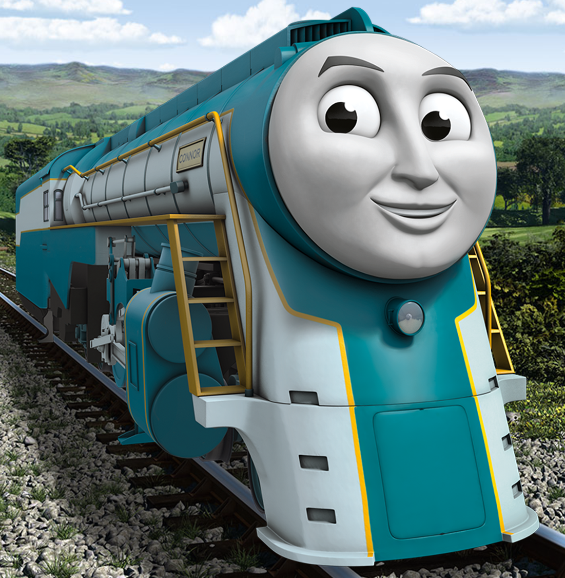 Connor (Thomas and Friends)