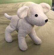 Finley the Yellow Labrador Puppy