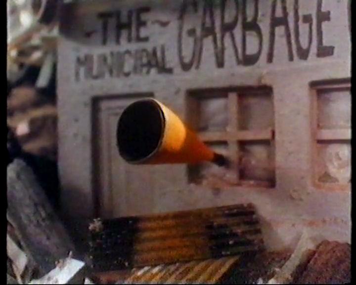 The Garbage Master