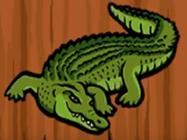 Hugo lek och lar 2 den magiska resan crocodile