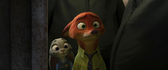 Judy and nick gets inside mr. big's house