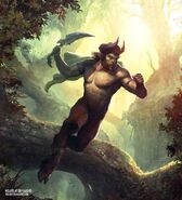 Satyr (Greek Mythology)