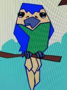Stanley Moluccan King Parrot