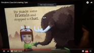 Storybots Woolly Mammoth